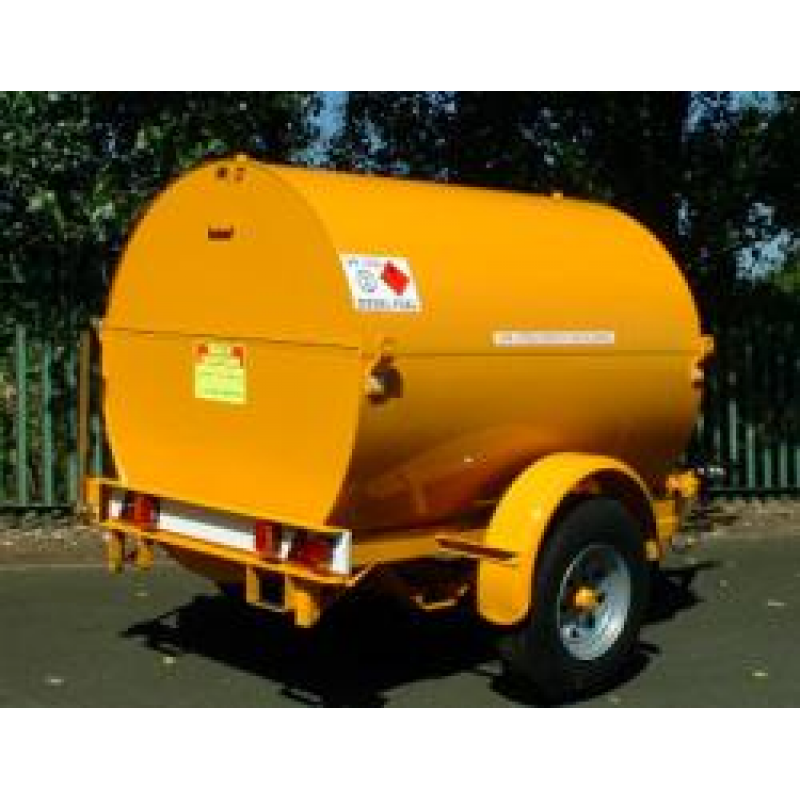 2140 litre U.N. Approved Bunded Diesel Highway Bowser 1 2140 litre U.N. Approved Bunded Diesel Highway Bowser