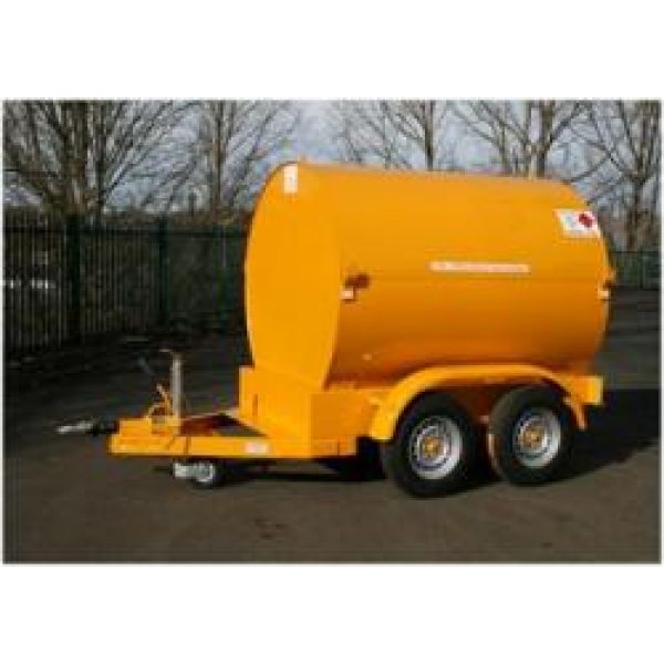 2140 Litre Twin Axle Bunded Diesel Highway Bowser 1 2140 Litre Twin Axle Bunded Diesel Highway Bowser