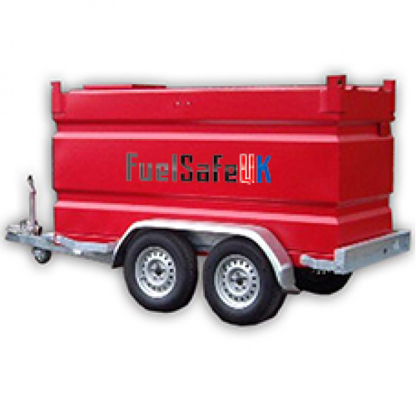 5000 to 15,000L Fuel Bowsers 1 5000 to 15,000L Fuel Bowsers