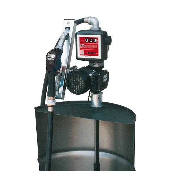 Piusi Drum AC Diesel Transfer Pump 1 Piusi Drum AC Diesel Transfer Pump