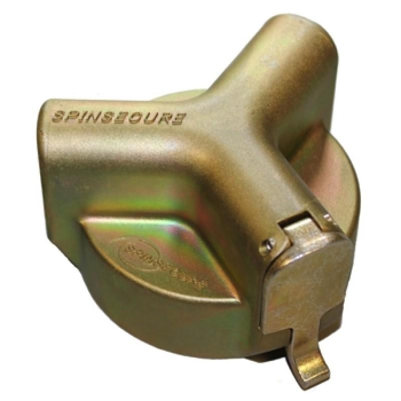 SpinSecure Oil Tank Lock 1 SpinSecure Oil Tank Lock