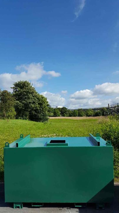 Fuel Safe UK Bunded Fuel Tanks shared a post