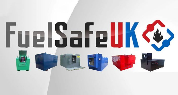 Fuel Safe UK Bunded Fuel Tanks updated their cover photo