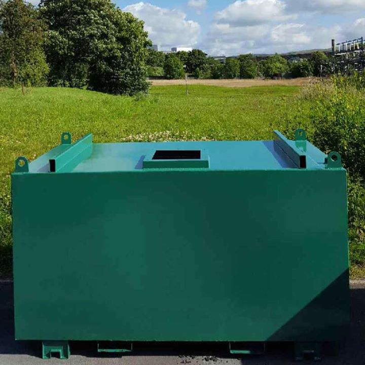 Fuel Safe UK Bunded Fuel Tanks updated their profile picture
